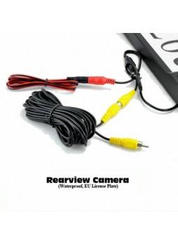 Камера заднего вида (рамка под номер) Incar VDC-006S