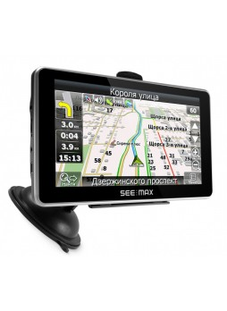 SeeMax navi E610 HD