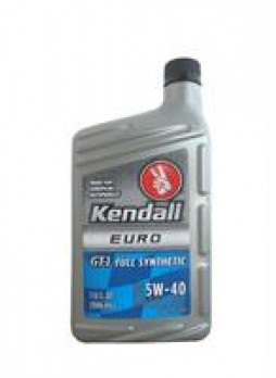 "Масло моторное синтетическое ""GT-1 Full Synthetic EURO 5W-40"", 0.946л"