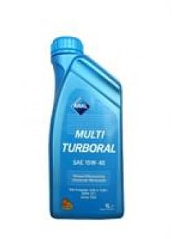 """Масло моторное минеральное """"MultiTurboral 15W-40"""", 1л"""