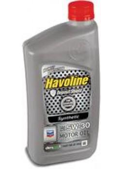 "Масло моторное синтетическое ""HAVOLINE SYNTHETIC M/O 5W-30"", 0.946л"