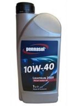 """Масло моторное полусинтетическое """"Lightrun 2000 DIESEL 10W-40"""", 1л"""