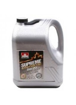 "Масло моторное синтетическое ""Supreme Synthetic 5W-20"", 4л"