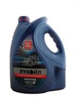 """Масло моторное минеральное """"Авангард 15W-40"""", 5л"""