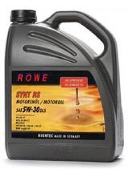 "Масло моторное синтетическое ""Hightec Synt RS DLS 5W-30"", 5л"