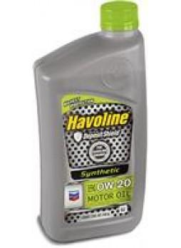 "Масло моторное синтетическое ""HAVOLINE SYNTHETIC M/O 0W-20"", 0.946л"