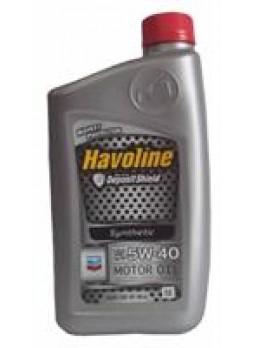 "Масло моторное синтетическое ""Havoline Synthetic Motor Oil 5W-40"", 0.946л"