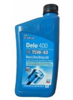 """Масло моторное минеральное """"DELO 400 MULTIGRADE 15W-40"""", 0.946л"""