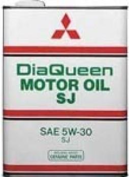 """Масло моторное минеральное """"DiaQueen SJ 5W-30"""", 4л"""