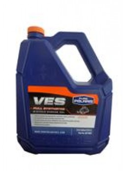 "Масло моторное синтетическое ""VES Full Synthetic 2-cycle Engine Oil"", 3.78л"