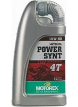 "Масло моторное синтетическое ""Power Synt 4T 10W-60"", 1л"