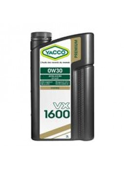 "Масло моторное синтетическое ""VX 1600 0W-30"", 2л"