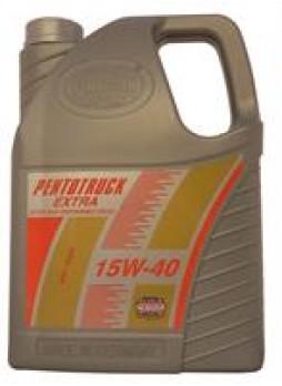 """Масло моторное минеральное """"Pentotruck Extra 15W-40"""", 5л"""