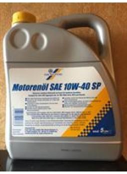 """Масло моторное полусинтетическое """"Motoroil SP (LKW) 10W-40"""", 5л"""