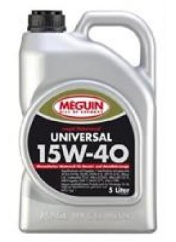 """Масло моторное минеральное """"Megol Motorenoel Universal 15W-40"""", 5л"""