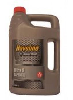 "Масло моторное синтетическое ""HAVOLINE ULTRA S 5W-30"", 5л"