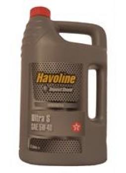 "Масло моторное синтетическое ""HAVOLINE ULTRA S 5W-40"", 5л"