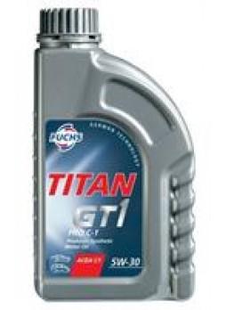 """Масло моторное синтетическое """"TITAN GT1 PRO C-1 5W-30"""", 1л"""
