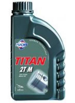 """Масло моторное минеральное """"TITAN 2T M"""", 1л"""