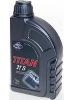 "Масло моторное полусинтетическое ""TITAN 2T S"", 1л"
