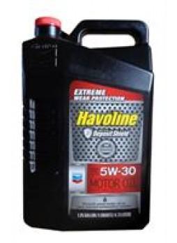 """Масло моторное полусинтетическое """"Havoline Motor Oil 5W-30"""", 4.73л"""