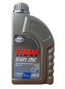 "Масло моторное полусинтетическое ""TITAN SYN MC 10W-40"", 1л"