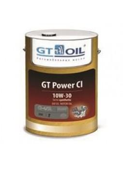 """Масло моторное полусинтетическое """"GT Power CI 10W-30"""", 20л"""