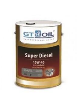 "Масло моторное полусинтетическое ""Super Diesel 15W-40"", 20л"