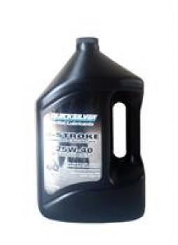 "Масло моторное полусинтетическое ""4-Stroke Marine Engine Oil 25W-40"", 4л"