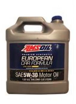 "Масло моторное синтетическое ""European Car Formula Low-SAPS Synthetic Motor Oil 5W-30"", 5л"