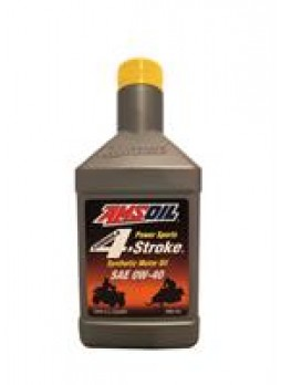 "Масло моторное синтетическое ""Formula 4-Stroke® PowerSports Synthetic Motor Oil 0W-40"", 0.946л"
