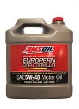 "Масло моторное синтетическое ""European Car Formula Mid-SAPS Synthetic Motor Oil 5W-40"", 5л"