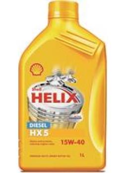 """Масло моторное минеральное """"Helix Diesel HX5 15W-40"""", 1л"""