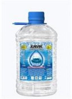 """Вода дистиллированная """"Distilled Water"""", 3.35л"""