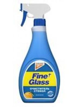 """Очиститель стекол ароматизированный """"Fine glass"""", 500мл"""