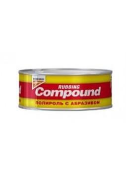 """Полироль абразивная """"Compound"""", 250мл"""