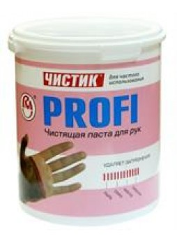 """Чистящая паста для рук """"ЧИСТИК PROFI"""", 2кг"""