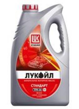 """Масло моторное минеральное """"Стандарт 10W-30"""", 4л"""
