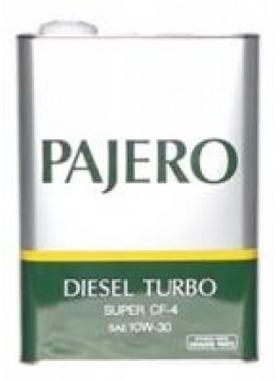 "Масло моторное минеральное ""Pajero Diesel Turbo 10W-30"", 4л"