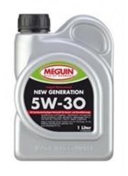 "Масло моторное синтетическое ""Megol New Generation 5W-30"", 1л"