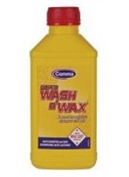 "Автошампунь-полироль ""SUPER WASH N' WAX"" ,500мл"
