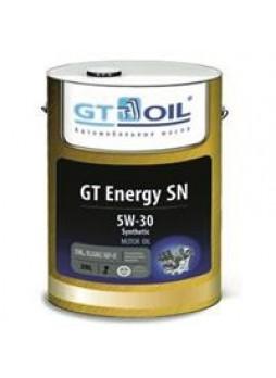 """Масло моторное синтетическое """"GT Energy SN 5W-30"""", 20л"""