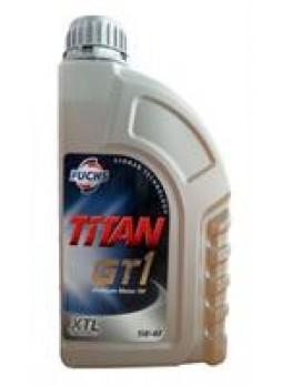 """Масло моторное синтетическое """"TITAN GT1 5W-40"""", 1л"""