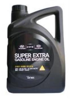 """Масло моторное полусинтетическое """"Super Extra Gasoline 5W-30"""", 4л"""