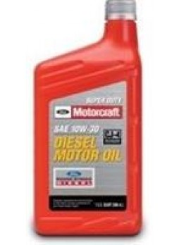 "Масло моторное полусинтетическое ""Super Duty Diesel Motor Oil 10W-30"", 1л"