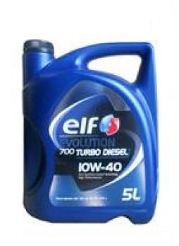"Масло моторное полусинтетическое ""Evolution 700 Turbo Diesel 10W-40"", 5л"