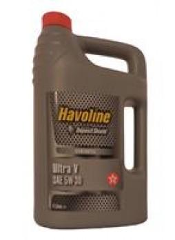 """Масло моторное синтетическое """"HAVOLINE ULTRA V 5W-30"""", 5л"""