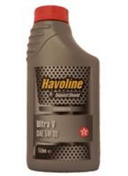 """Масло моторное синтетическое """"HAVOLINE ULTRA V 5W-30"""", 1л"""