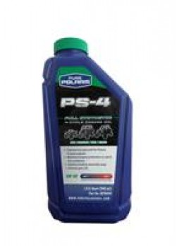 "Масло моторное синтетическое ""PS-4 Full Synthetic 4 cycle Oil 5W-50"", 0.946л"