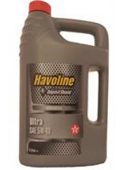 "Масло моторное синтетическое ""HAVOLINE ULTRA 5W-40"", 5л"